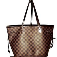Louis Vuitton Damier Neverfull MM.  Gorgeous!  ON HOLD FOR ASHLEY