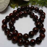 20 Goldstone Gemstone Beads 10mm €3.00