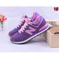 New Balance Classic Women Casual Breathable Sport Sneakers Shoes 1#