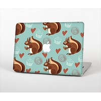 The Vector Love & Nuts Squirrel Skin Set for the Apple MacBook Air 11""