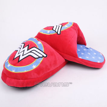 Wonder Woman Plush House Sleep Slippers