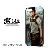 The Maze Runner Minho DEAL-10922 Apple Phonecase Cover For Iphone 5 / Iphone 5S