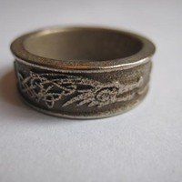 Skyrim ring Dragonborn by Novastar Design on Shapeways