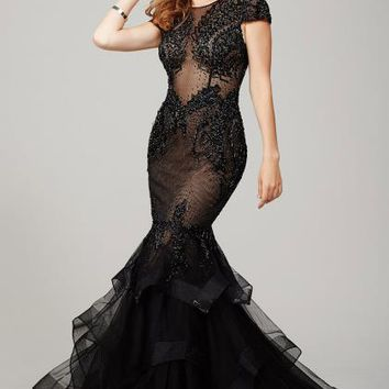 Amazing Long Jovani Dress 26947