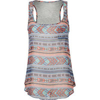 FULL TILT Tribal Womens Tank 186456957 | tanks & camis | Tillys.com