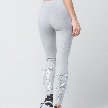 PUMA Satin T7 Womens Leggings | Leggings