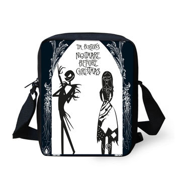 Disney's Nightmare Before Christmas Crossbody Purse Bag