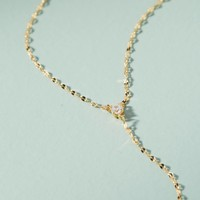 Eliana Lariat Necklace