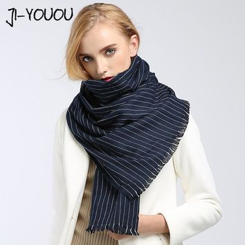 scarves women high fashion 2017 winter plaid blanket scarf ladies twill scarf skull ponchos and capes wool women