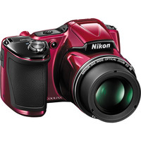 Nikon COOLPIX L830 Digital Camera (Red) 26440 B&H Photo Video | B&H Photo Video