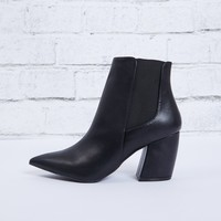 Point In Time Western Booties
