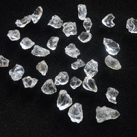 5  size 3-5mm Raw Diamonds // Rough Diamonds // Natural Diamonds