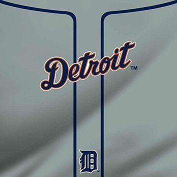 MLB Detroit Tigers iPad Mini 3 Skin - Detroit Tigers Alternate/Away Jersey Vinyl Decal