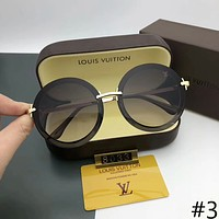 LV Louis Vuitton New Retro Men and Women Fashion Sunglasses F-A-SDYJ #3