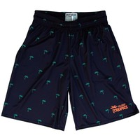 Flint Tropics Palms Basketball Shorts