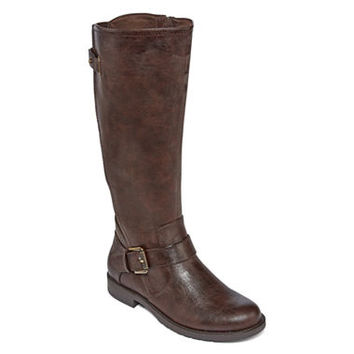 Yuu Catie Womens Riding Boots - JCPenney