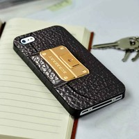 Burberry Black Balmore iPhone 4 or 4s 5 5s 5c case and Samsung galaxy s3 s4 case