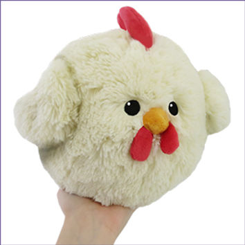 Mini Squishable Hen