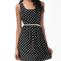 Essential Polka Dot Dress