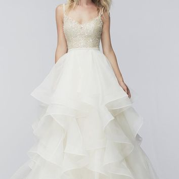 Wtoo by Watters Kennedy 16005 Sample Sale Wedding Dress