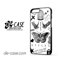 One Direction Harry Styles Tattoos DEAL-8225 Apple Phonecase Cover For Iphone 6 / 6S