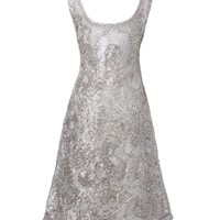 Phase Eight Lace tapework dress Oyster - Dresses - House of Fraser