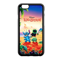 lilo and stitch disney poster iPhone 6 Case