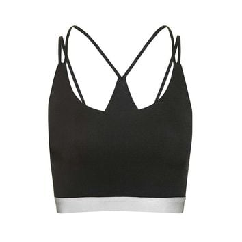 **Strappy Crop Top by Glamorous | Topshop
