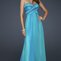 Prom Dresses, Celebrity Dresses, Sexy Evening Gowns at PromGirl: LF-17167