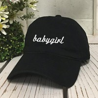 Sports Hat Cap trendy  2017 new Cotton Snapback Caps & Hats For Men Women Fashion Casual Baseball Cap babygirl Letters embroidery  Unisex Gor KO_16_1