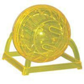 DCCKU7Q Van Ness Hamster Exercise Ball With Stand