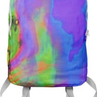 Sky is The Limit Backpack created by Christy Leigh | Print All Over Me