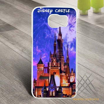 Disney Castle Custom case for Samsung Galaxy