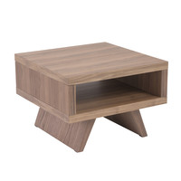 Monique Side Table - Walnut