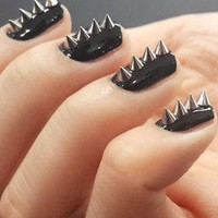 100 Spikes For Nails, Lips, Eyebrows.... 3 Colors