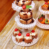 From tomorrow diet .... I promise! - #1 Food in Miniature 1:12 dollhouse