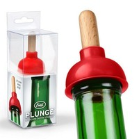 Plunge Bottle Stops - Whimsical & Unique Gift Ideas for the Coolest Gift Givers