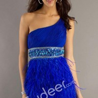 Blue Party Dresses 2016-2017 | Daily Photos