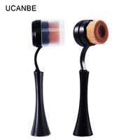 Ucanbe Big Toothbrush Makeup Brushes Base Liquid Foundation Cream Powder Blush Beauty Oval Pincel Maquiagem Face Make Up Kit