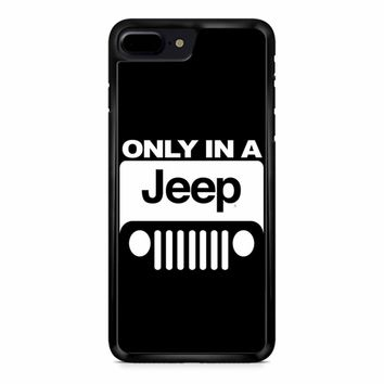 Jeep Logo iPhone 8 Plus Case