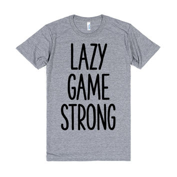 Lazy Game Strong
