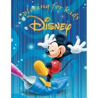Coloring for Kids Disney: This A4 100 Page Coloring Book of Cartoon Fun to Color from Donald Duck, Mickey Mouse and Friends to Sylvester the Cat - Walmart.com
