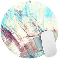 Crystalline Mouse Pad Decal