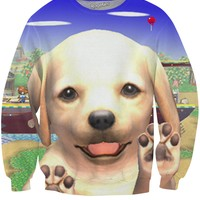 Nintendogs Crewneck Sweatshirt