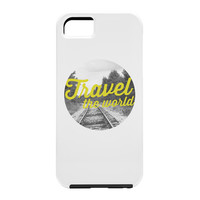 Allyson Johnson Travel The World Cell Phone Case