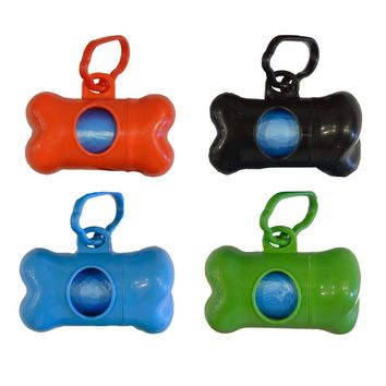 K9 Dog Poop Bag Dispenser + Bags