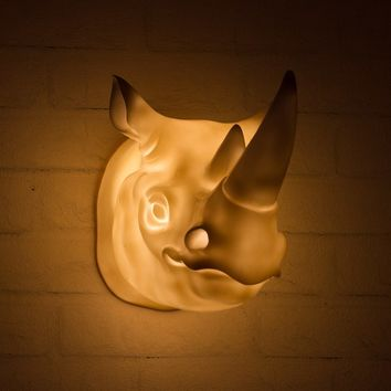 Wild Beast Wall Lights | Firebox.com - Shop for the Unusual