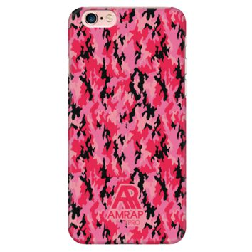 AmrapPro Pink Camo iPhone 6 Plus/6s Plus Case