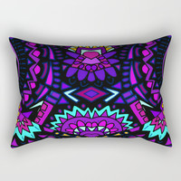 Nightshade Rectangular Pillow by DuckyB