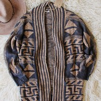 Nighthawk Blanket Sweater